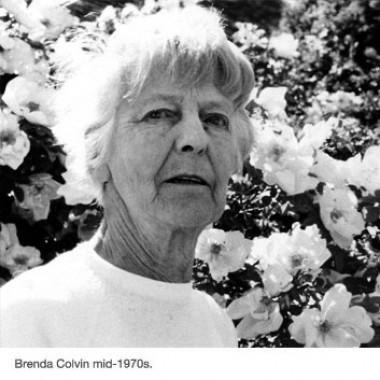 Colvin & Moggridge » Brenda Colvin