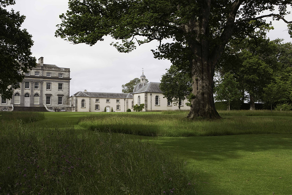 Colvin moggridge castletown cox ireland for Garden design kilkenny