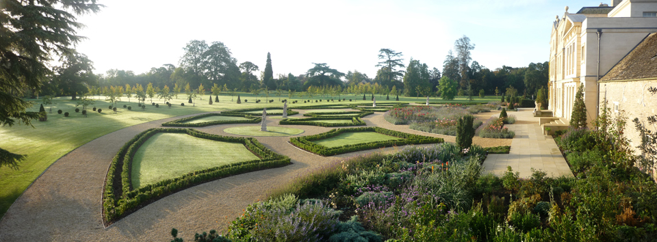 Williamstrip parterre