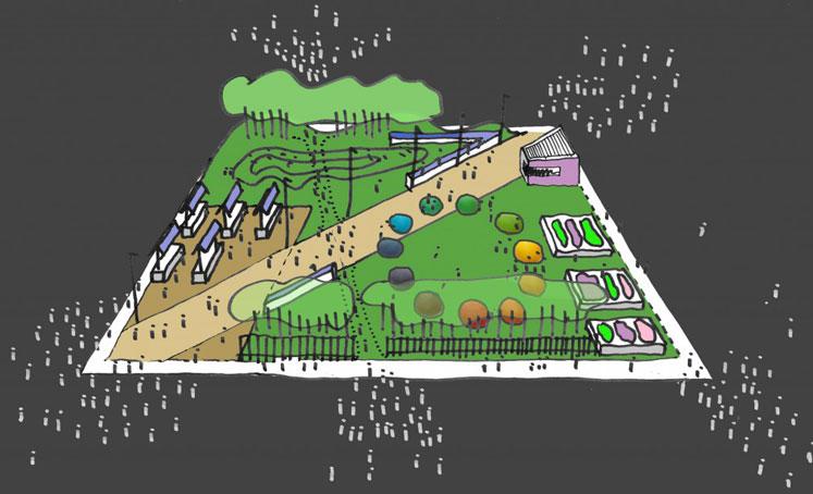 Colvin Moggridge London S Green Spaces Pocket Parks
